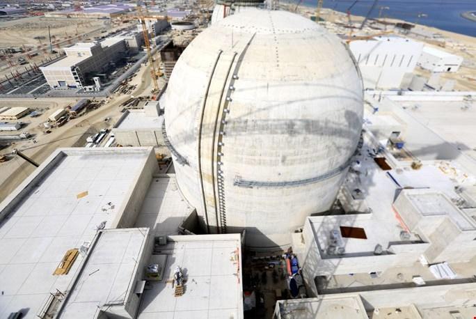 """القوة الصاروخية اليمنية تطلق صاروخ """"كروز"""" على مفاعل براكة النووي في أبو ظبي والإمارات تنفي"""