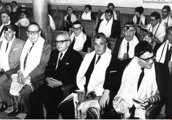 صلاة ليهود في بيروت