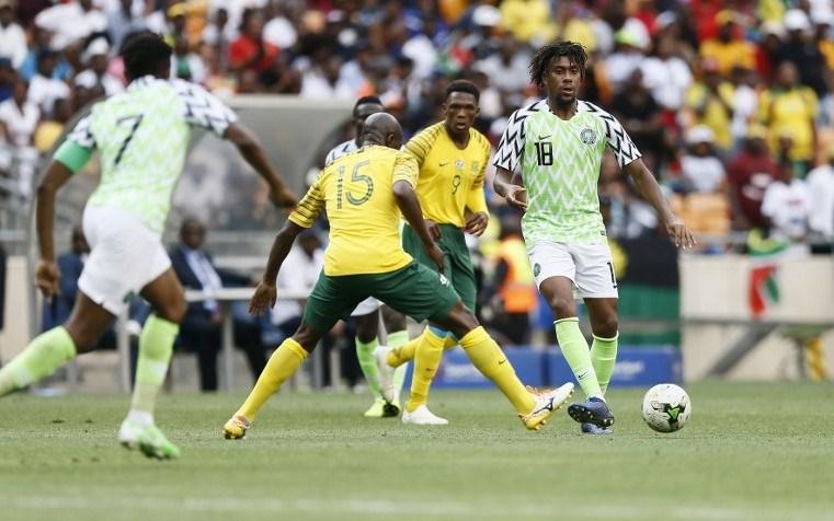 نيجيريا إلى أمم أفريقيا... وثمانية أهداف لليبيا تعزّز ...