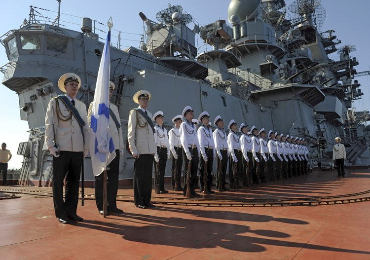 الوجود العسكري الروسي في سوريا