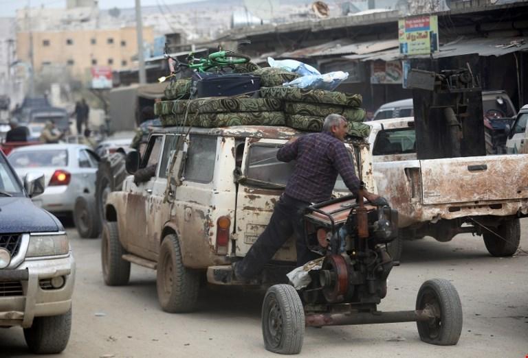 """""""ميدل إيست آي"""": جهود الدعاية البريطانية في سوريا ربما انتهكت قوانين المملكة المتحدة"""