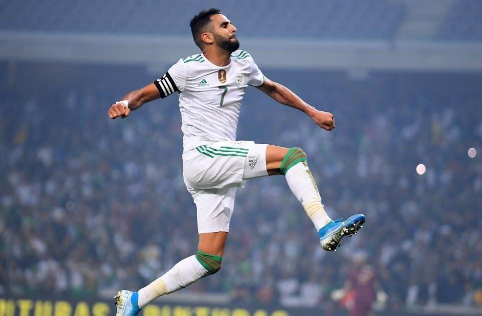 منتخب الجزائر... العالمي