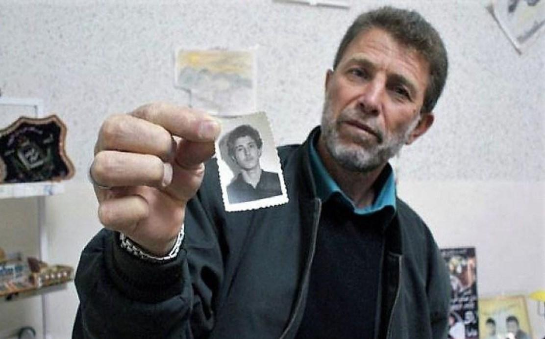 Политзаключённый Наиль Аль-Баргуси.