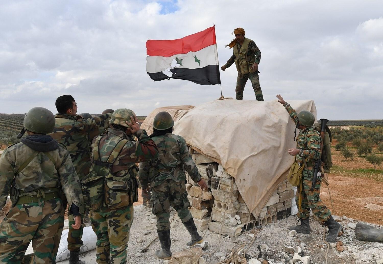 الميادين   الجيش السوري يدخل قرية الكوزلية في ريف الحسكة