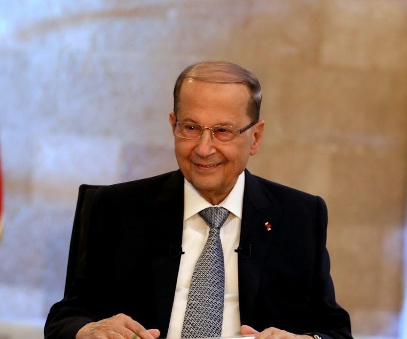 الرئيس اللبناني: التناقضات في الداخل فرضت التأني في تشكيل الحكومة لتلافي الخطر