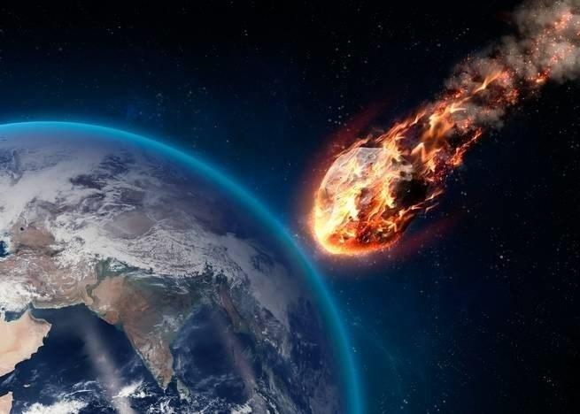 كويكبان خطيران يهددان الأرض