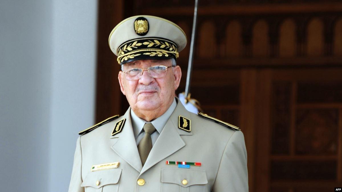 رئيس الأركان الجزائري: الانتخابات هي المخرج الوحيد من الظروف الحالية في البلاد
