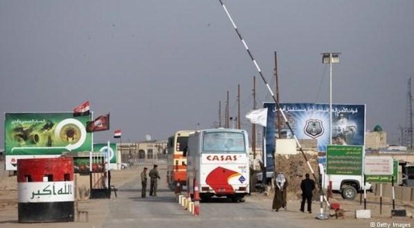 تجدد التظاهرات في العراق ... وفتح معبر الشلامجة مع إيران أمام المسافرين
