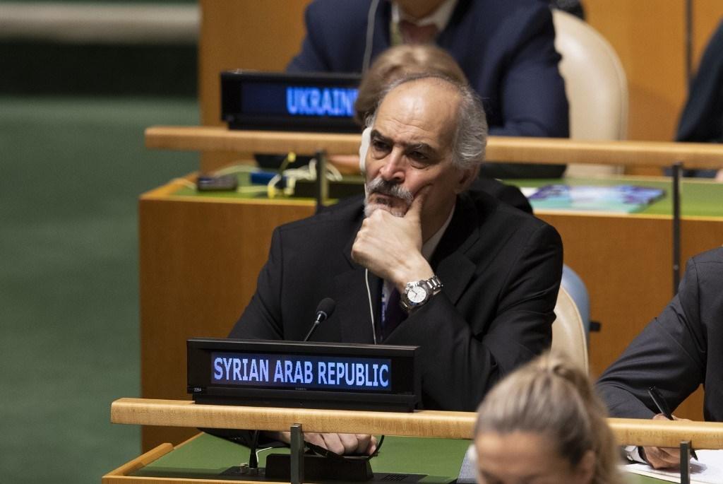 الجعفري في مجلس الأمن: تركيا احتلت أراضي سوريا