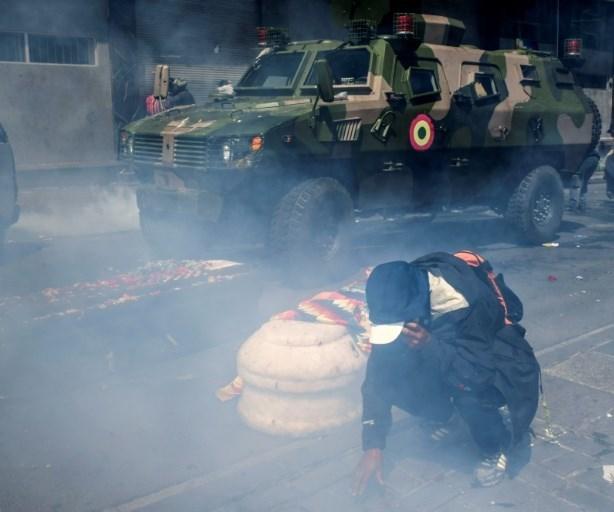 تظاهرات في كولومبيا وتشيلي ضد السياسات الاِقتصادية للسلطة وفي بوليفيا دعماً لموراليس