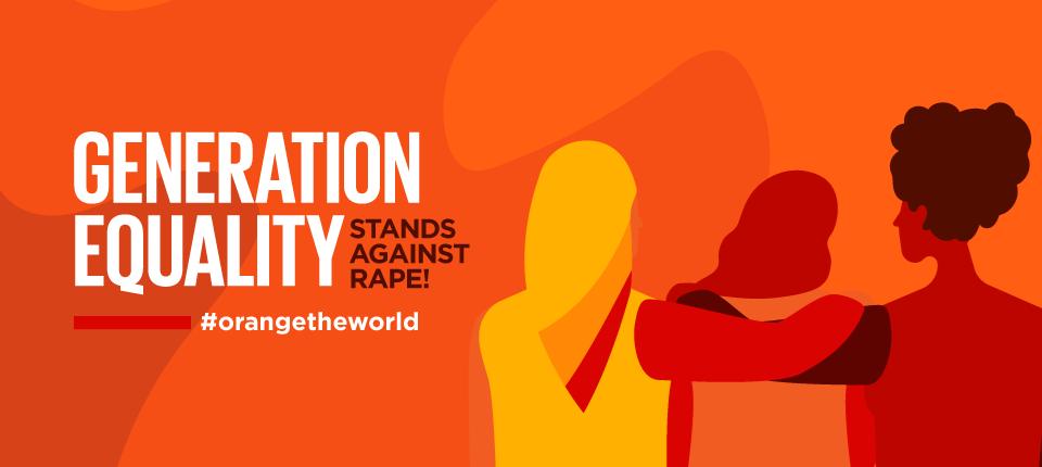 """حملة الـ 16 يوماً تنطلق تحت شعار """"جيل المساواة يقف ضدّ الاغتصاب"""""""