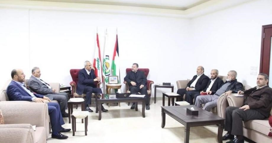"""""""حماس"""" وفصائل فلسطينية في بيروت: نهج المقاومة هو الأقرب لتحرير الأسرى"""