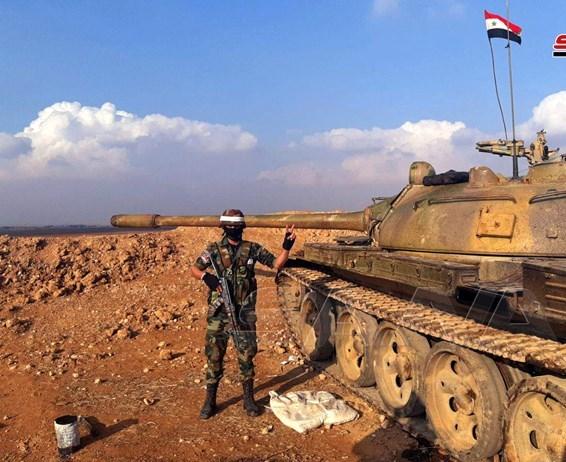تعزيزات نوعية للجيش السوري إلى ريف إدلب