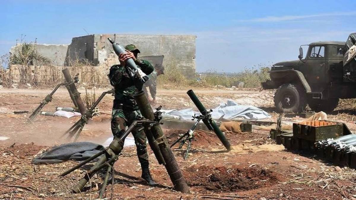 الجيش السوري يحبط هجوماً على مواقعه في ريف إدلب