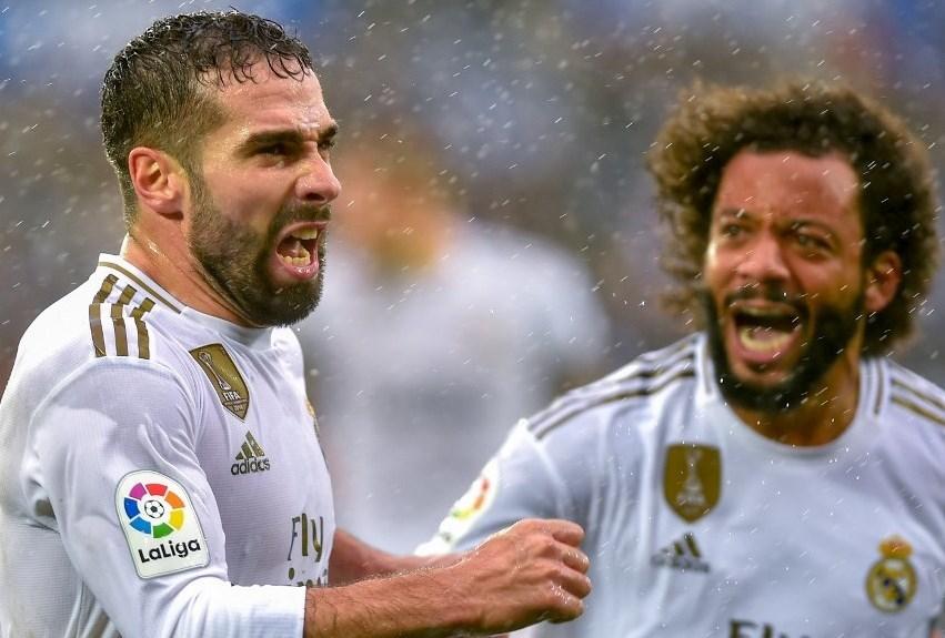 ريال مدريد ينفرد مؤقّتاً بالصدارة