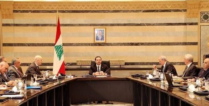 لبنان: الحريري متمسك بحكومة تكنوقراط