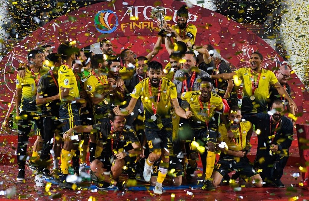 كأس الاتحاد الآسيوي: مجموعات غرب آسيا