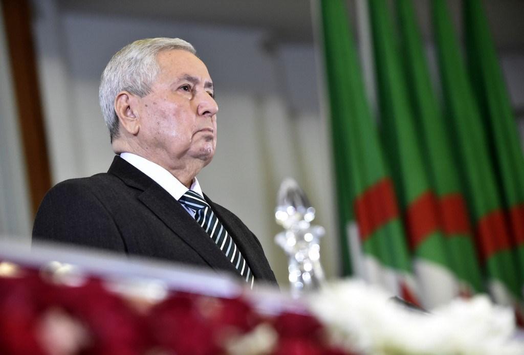 الرئيس الجزائري المؤقت عشيّة الانتخابات: الاستحقاق الرئاسي سيكون تاريخياً