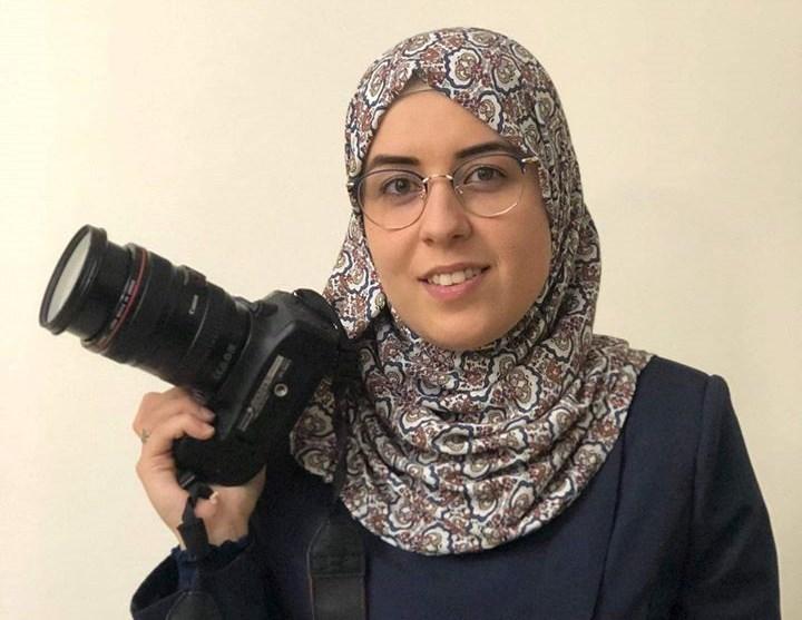 الإحتلال الإسرائيلي يعتقل الصحافية بشرى الطويل