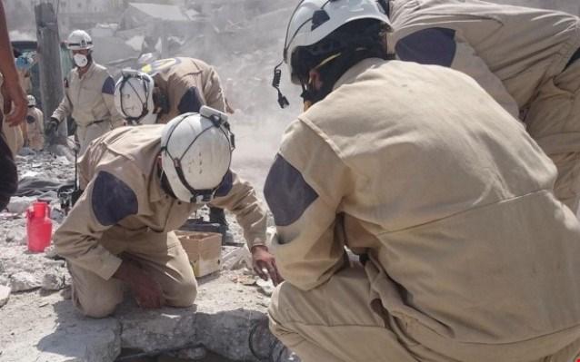 """موسكو تحذر من """"مسرحية كيميائية"""" في إدلب"""