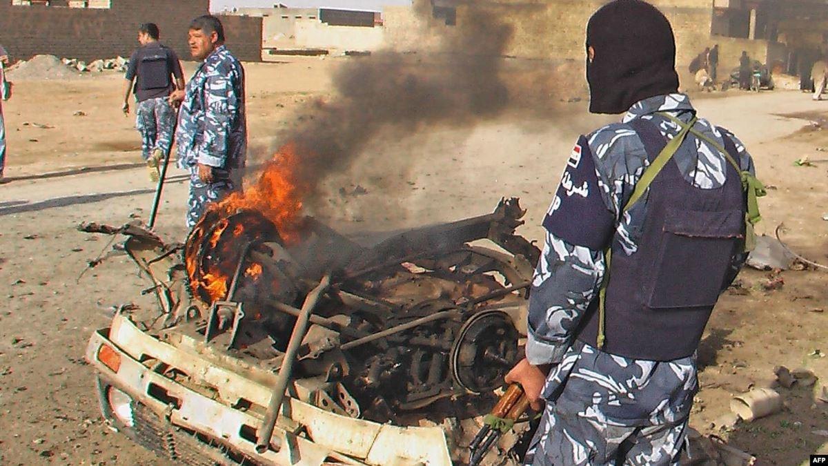 """11 شهيداً من """"الحشد"""" بهجومين انتحاريين في سامراء"""