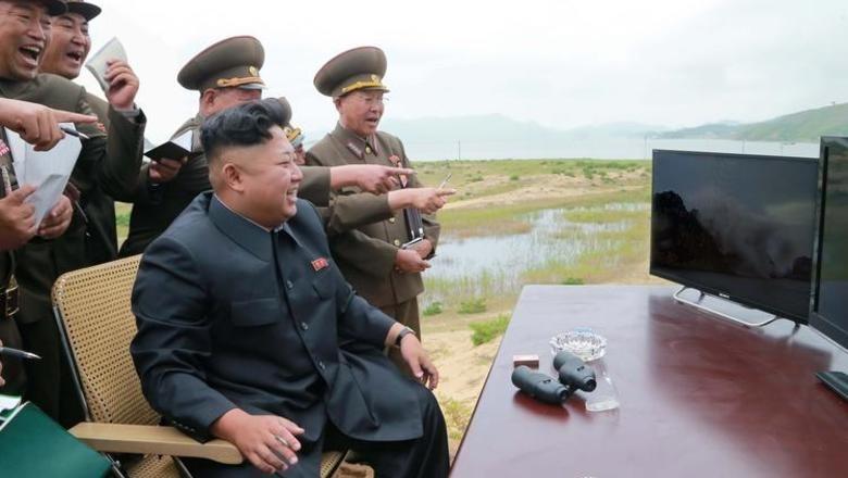 """كوريا الشمالية تنفذ تجربة جديدة """"حاسمة"""" في مجال الردع النووي"""