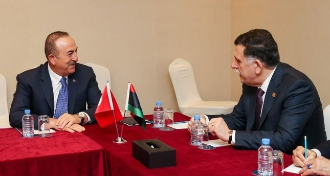أوغلو: طرابلس لم تطلب من أنقرة إرسال قوات حتّى الآن