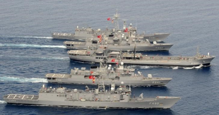 تركيا تطرد سفينة إسرائيلية في قبرص.. ما القصة؟