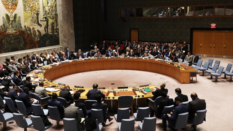مجلس الأمن يرحب بالحوار بين الحكومة والشعب العراقي