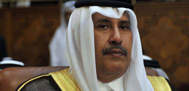 """رئيس وزراء قطر السابق يحذّر من قرب الإعلان عن """"صفقة القرن"""""""