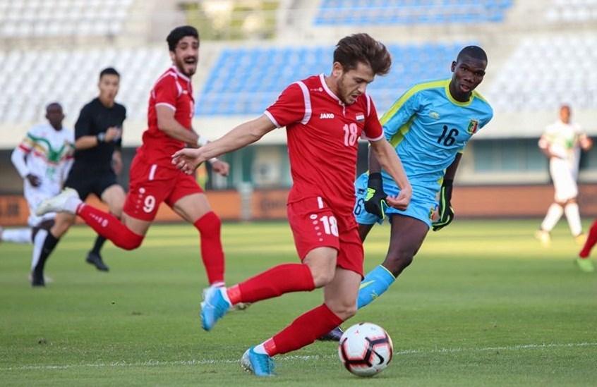 منتخب سوريا الأولمبي يتحضّر بأفضل طريقة لبطولة آسيا