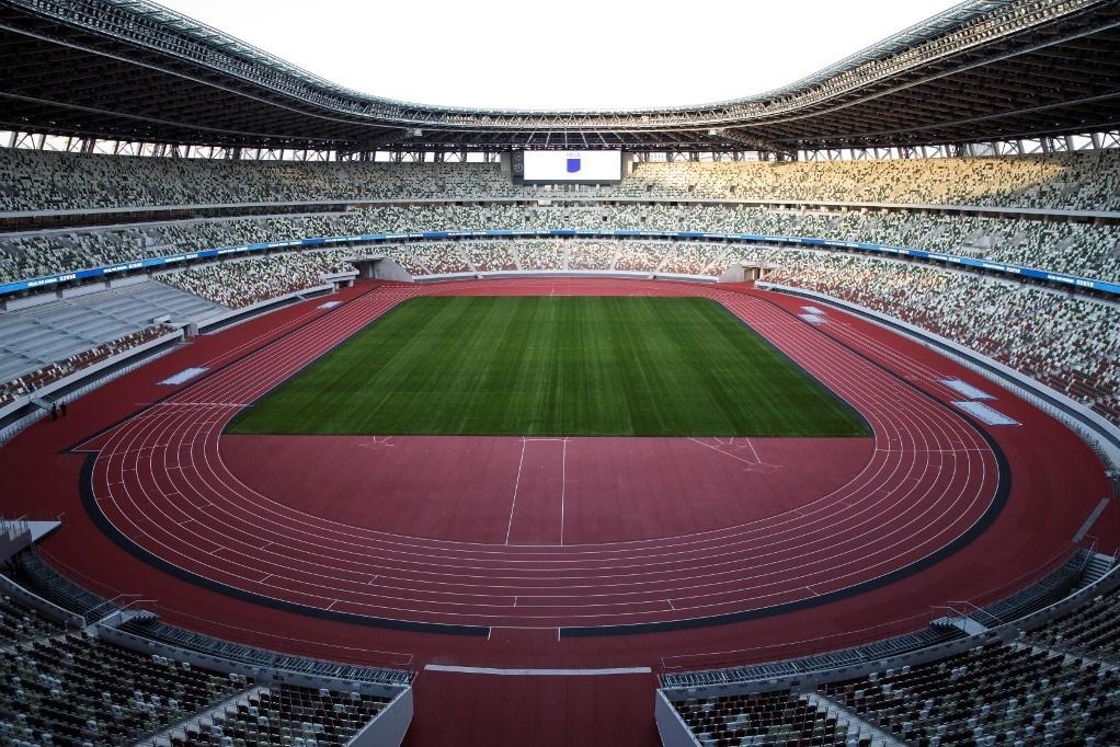 قبل أشهر من الأولمبياد... افتتاح استاد طوكيو الجديد