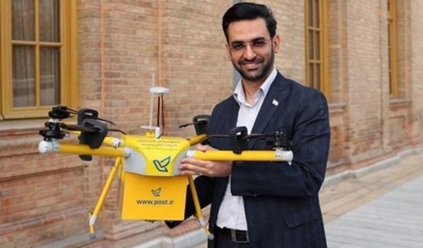 هذه هي مميزات الطائرة المسيّرة البريدية الإيرانية
