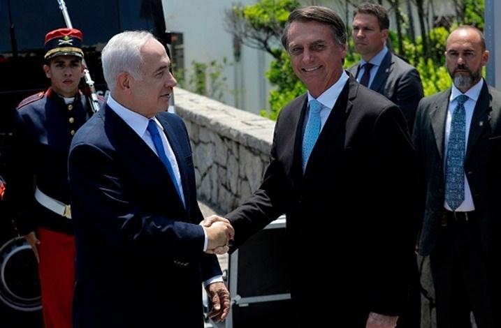 البرازيل تجدد تأكيد عزمها نقل سفارتها إلى القدس المحتلة