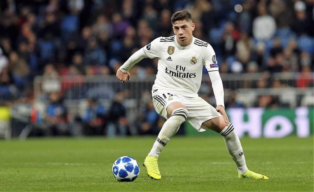 ما وضع إصابة لاعب ريال مدريد فالفيردي
