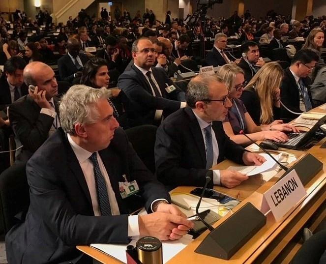 باسيل: نحذّر من تكرار الأزمة السوريّة في لبنان
