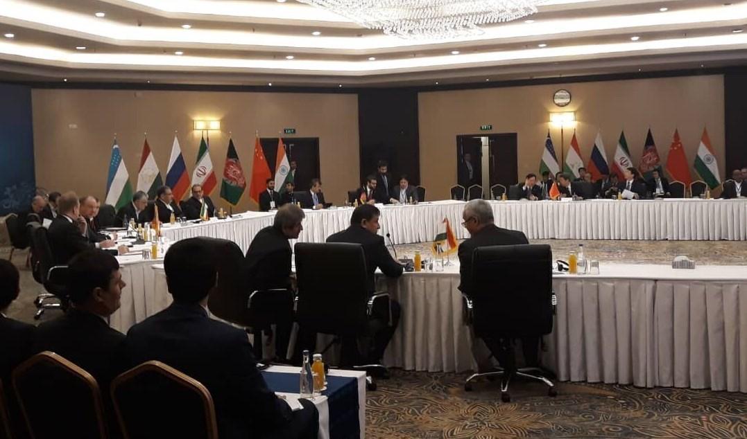 شمخاني من كابول: أي إجراء ضد الحكومة الأفغانية يصبّ في إطار تعزيز الجماعات الإرهابية