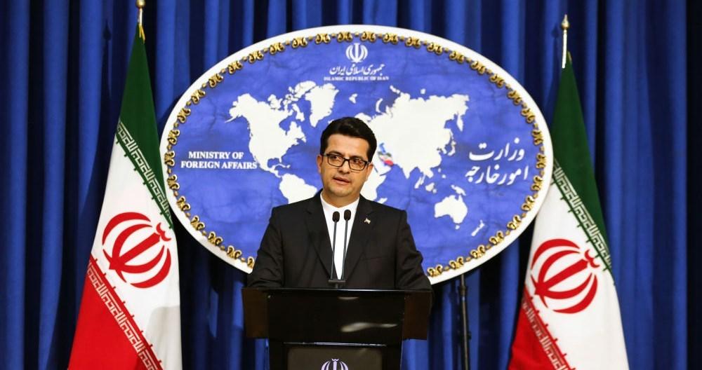 """طهران: """"مشروع حقوق الانسان"""" يتماشى مع التفكير الانتقائي والطامع"""