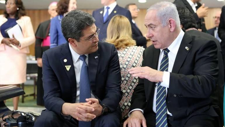 هندوراس ستفتتح سفارة لها في القدس المحتلة