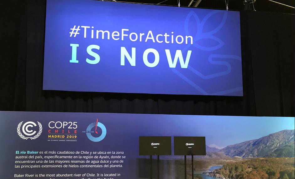 التغير المناخي: حان الوقت للتحرك