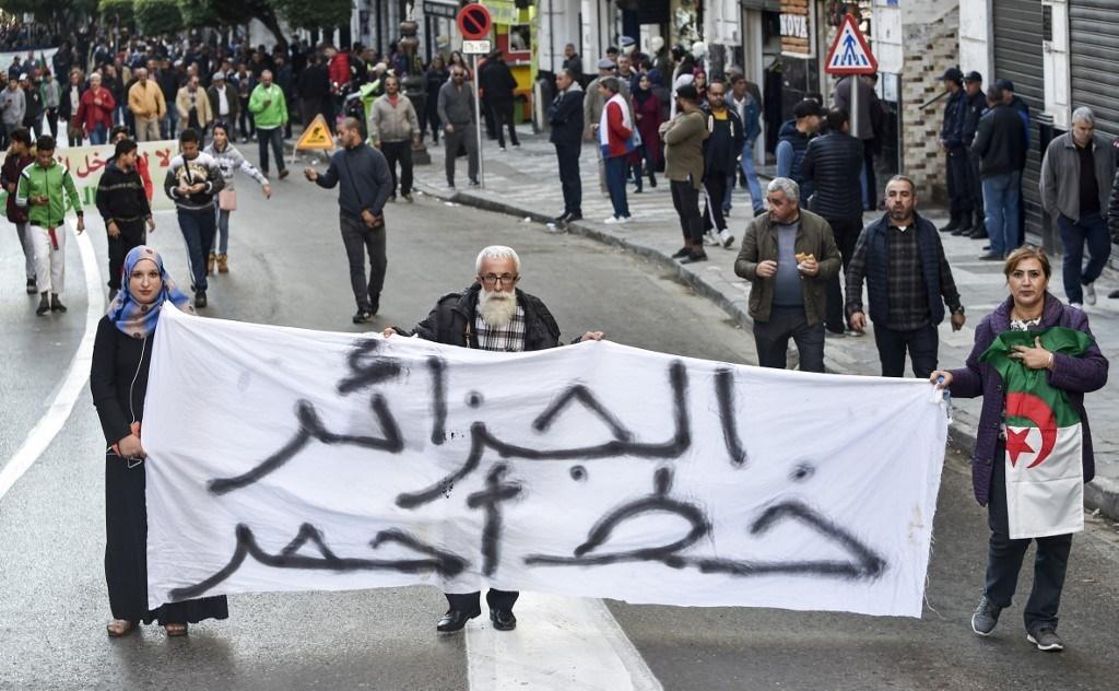 شرفي: مفتاح الخروج من الأزمة هو المضي في الانتخابات الجزائرية
