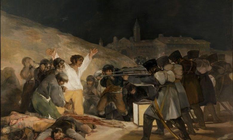 """دي غويا في الجزائر.. """"فنان الفراسة"""""""