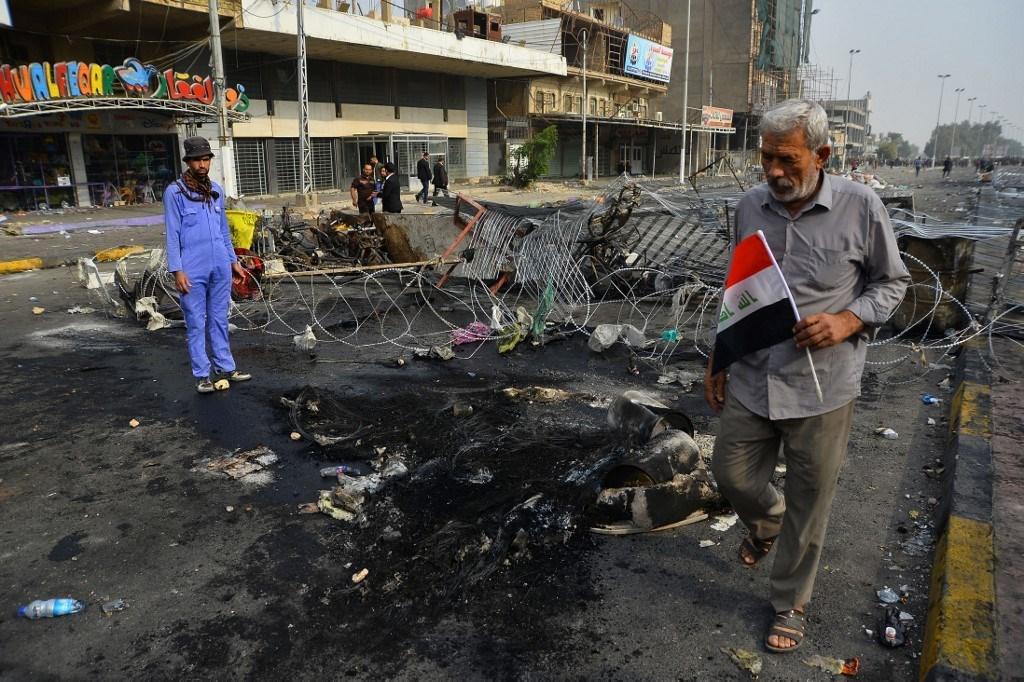 استشهاد مقاتلين من الحشد الشعبي خلال إحباط هجوم لداعش في ديالى
