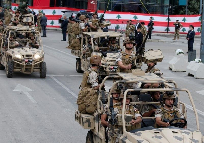 واشنطن تفرج عن 105 مليون دولار مساعدات عسكرية للبنان
