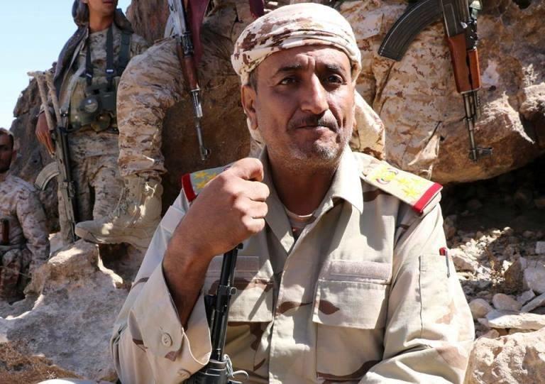 اغتيال قائد اللواء 35 مدرع في قوات هادي عدنان الحمادي