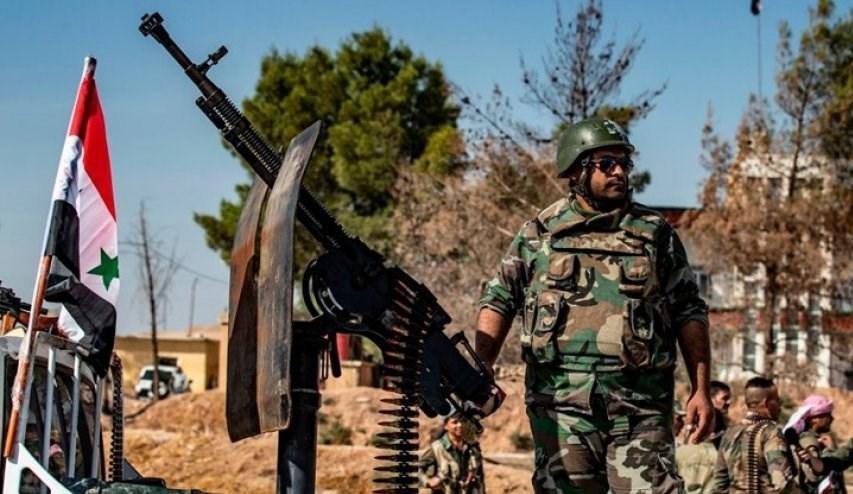الجيش السوري يواصل تقدمه في ريف الحسكة الغربي
