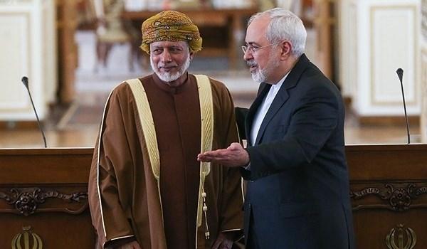 بن علوي في طهران لبحث تطورات المنطقة