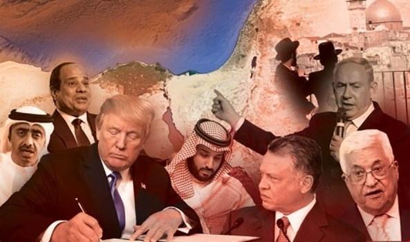 """مُسوَّدة """"صفقة القرن"""" في أخطر مراحلها"""