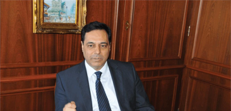 حسان دياب: الحكومة اللبنانية الجديدة لن تكون حكومة فئة سياسية معينة