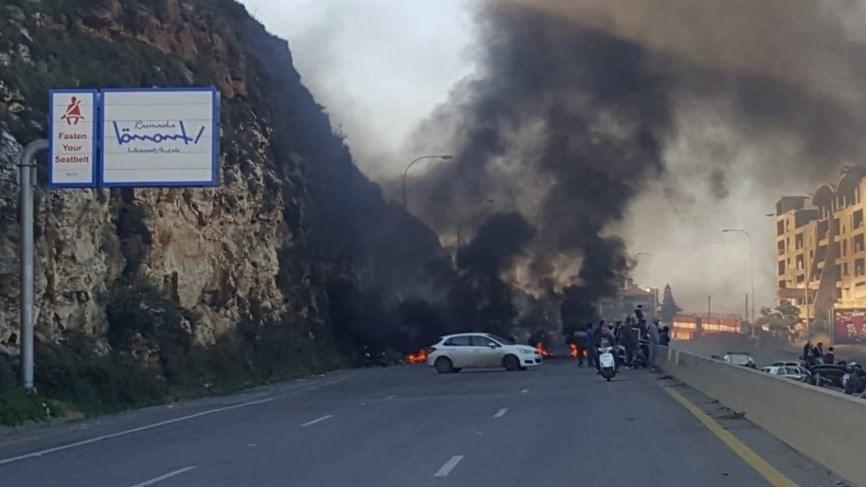 أعمال شغب وصدامات بين الجيش ومحتجين في شوارع بيروت